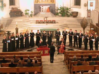 15b ensemble cantissimo Hohenems 2007